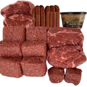 Restorative Rancher Grass Fed Meat Subscription Bundle
